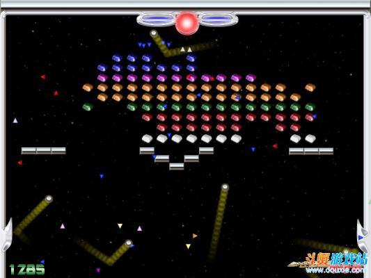 银河砖块游戏截图(2)