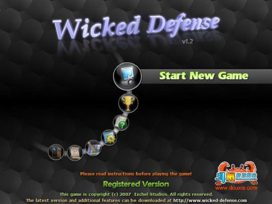邪恶防御游戏截图(2)