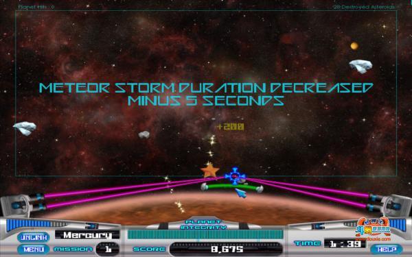 彗星危机游戏截图(1)