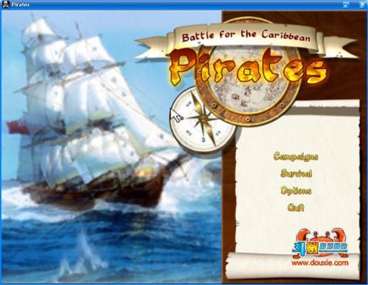 加勒比海盗大战游戏截图(1)