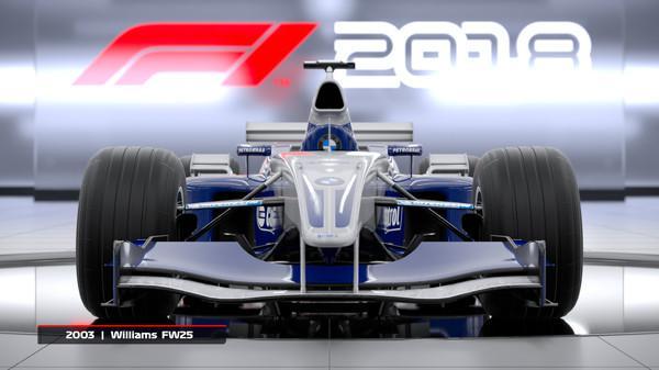 F1 2018游戏截图(1)