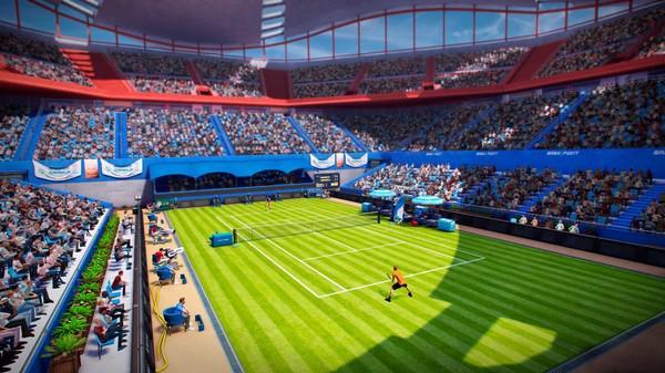 网球世界巡回赛游戏截图(1)
