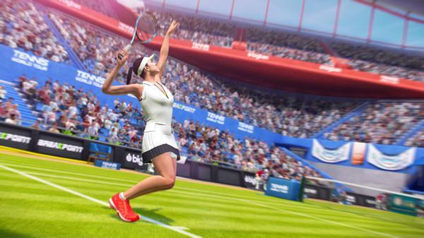 网球世界巡回赛游戏截图(2)