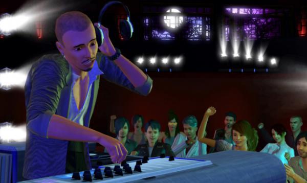 模拟人生3:作秀时刻游戏截图(3)