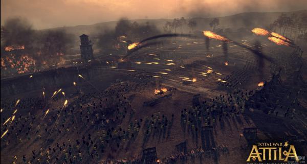 阿提拉全面战争中文版游戏截图(4)