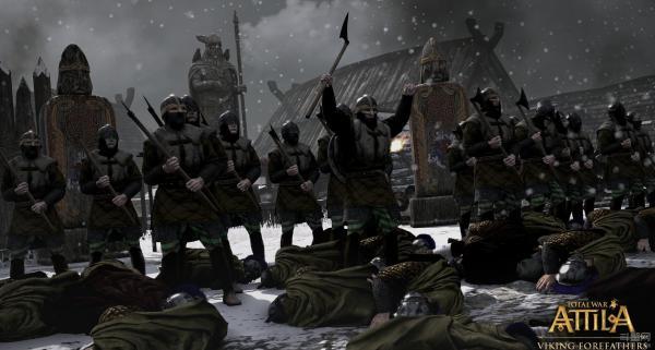 阿提拉全面战争中文版游戏截图(5)