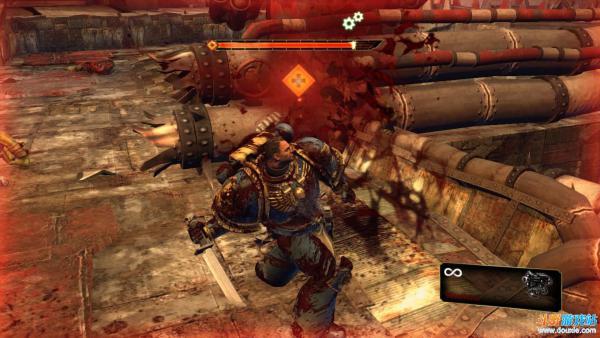 战锤40K星际战士中文版游戏截图(4)