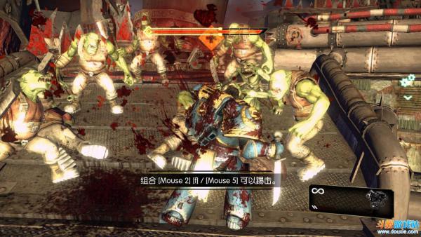 战锤40K星际战士中文版游戏截图(5)
