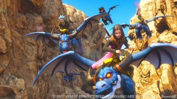 勇者斗恶龙11游戏截图(2)