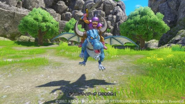 勇者斗恶龙11游戏截图(5)