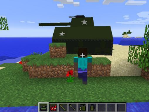 我的世界1.7.2战争与杀戮整合包游戏截图(4)