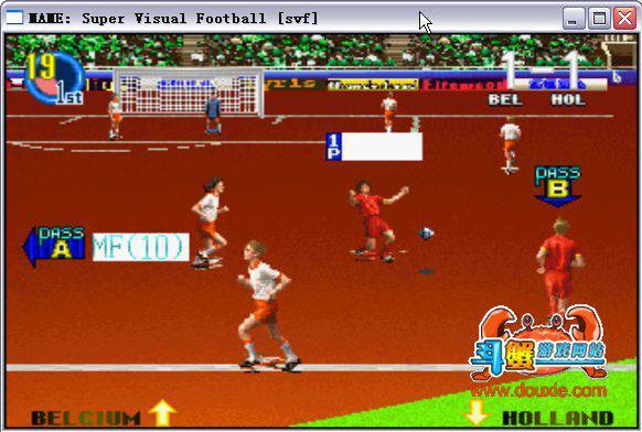 超动感足球游戏截图(1)