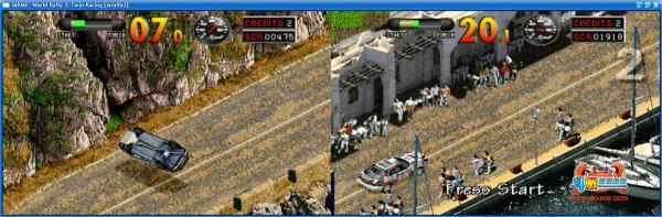 世界汽车拉力赛2游戏截图(1)