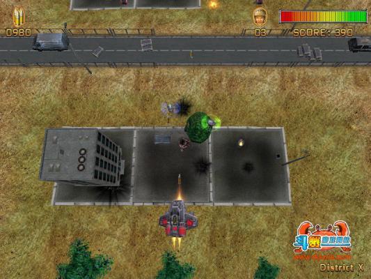 地狱战机游戏截图(1)