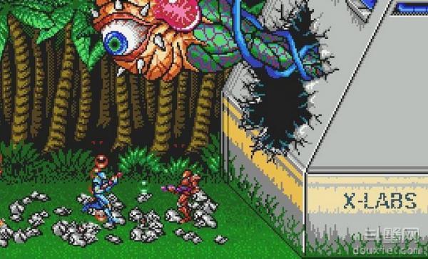 超级机械人游戏截图(2)