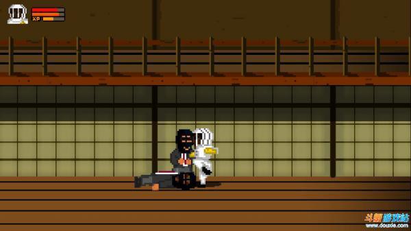 像素格斗街头争霸游戏截图(1)