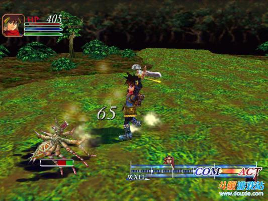 格兰蒂亚2中文版游戏截图(3)