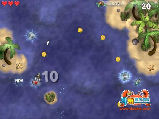 海龟岛游戏截图(1)
