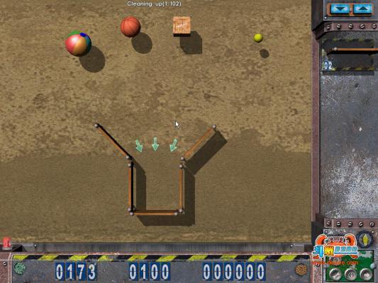 疯狂机器(Crazy Machines)游戏截图(1)