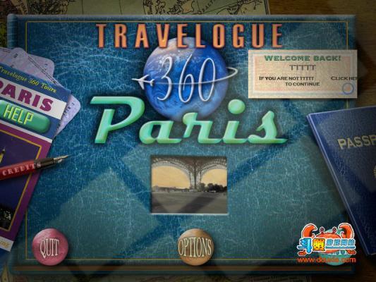 漫游巴黎游戏截图(1)