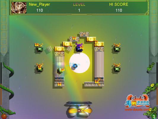 神话弹球游戏截图(1)