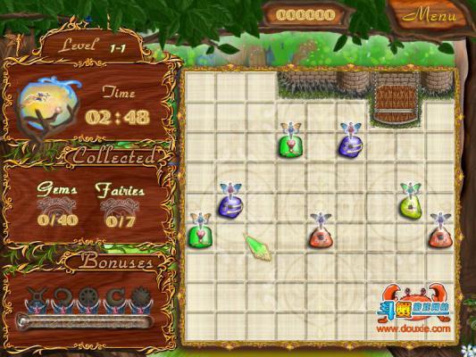 三色护符游戏截图(1)
