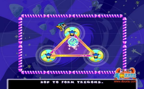 三角星游戏截图(1)