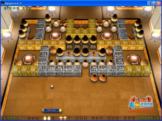 埃及砖块2游戏截图(1)