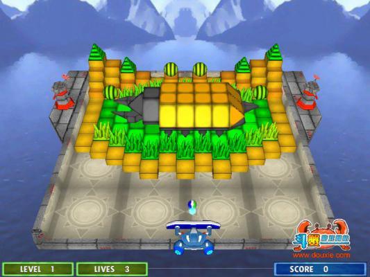 积木弹球2(Strike Ball 2)游戏截图(1)