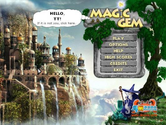 魔法幻石(Magic Gem)游戏截图(3)