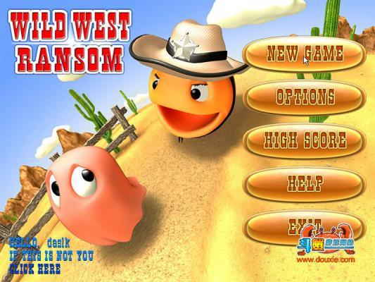 西部豆丁(Wild West Ransom)游戏截图(1)