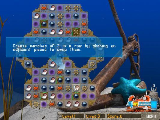 大暗礁2游戏截图(2)