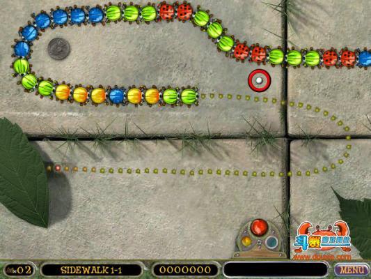 电力彩虫(Beetle Bomp)游戏截图(1)