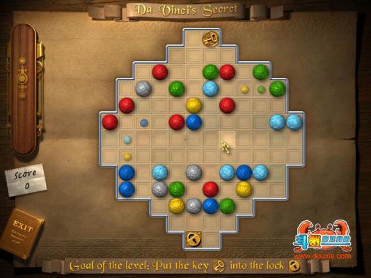 达芬奇的秘密(The Da Vinci/'s Secret)游戏截图(1)