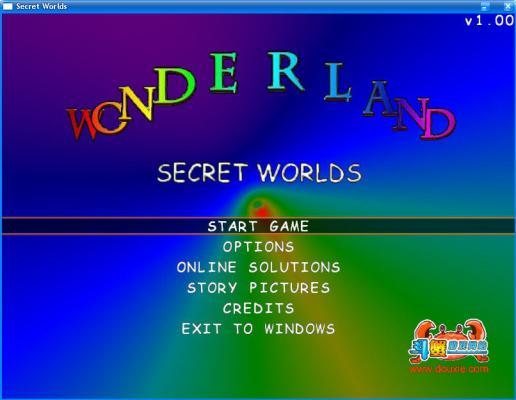 仙境之神秘世界(Wonderland Secret Worlds)游戏截图(1)