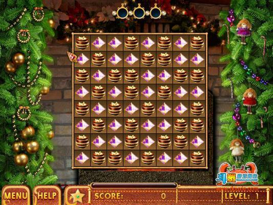 圣诞节礼物游戏截图(1)
