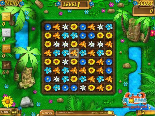 魔法花园游戏截图(1)