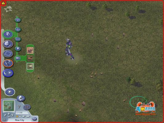 模拟城市4000游戏截图(1)