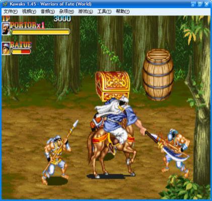 三国志(Warriors of Fate)游戏截图(2)