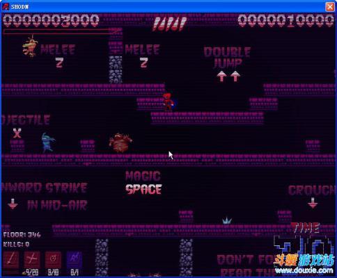 死亡忍者的超级英雄游戏截图(2)