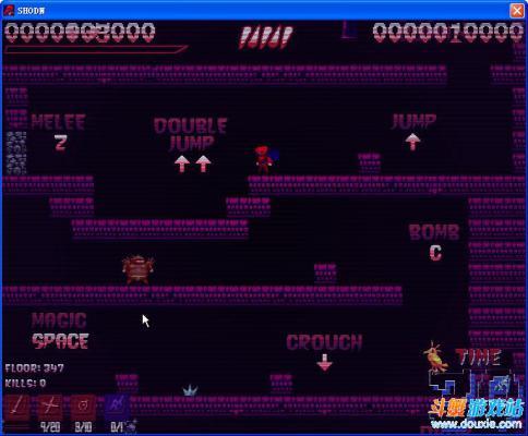 死亡忍者的超级英雄游戏截图(4)