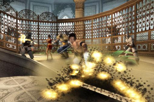 波斯王子时之沙重制版游戏截图(1)