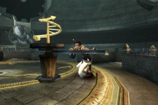 波斯王子时之沙重制版游戏截图(4)