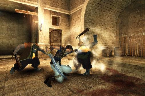 波斯王子时之沙重制版游戏截图(7)