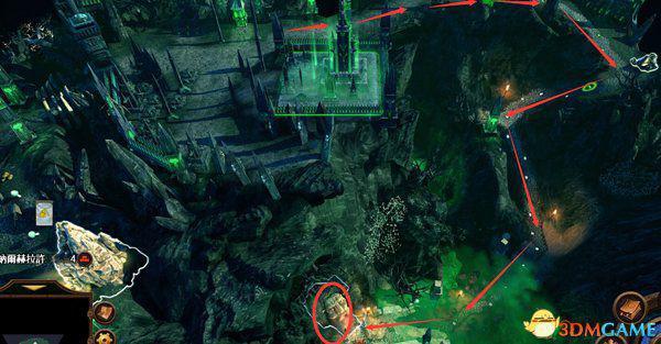 魔法门之英雄无敌7 墓园第二关赞达的怀疑任务攻略